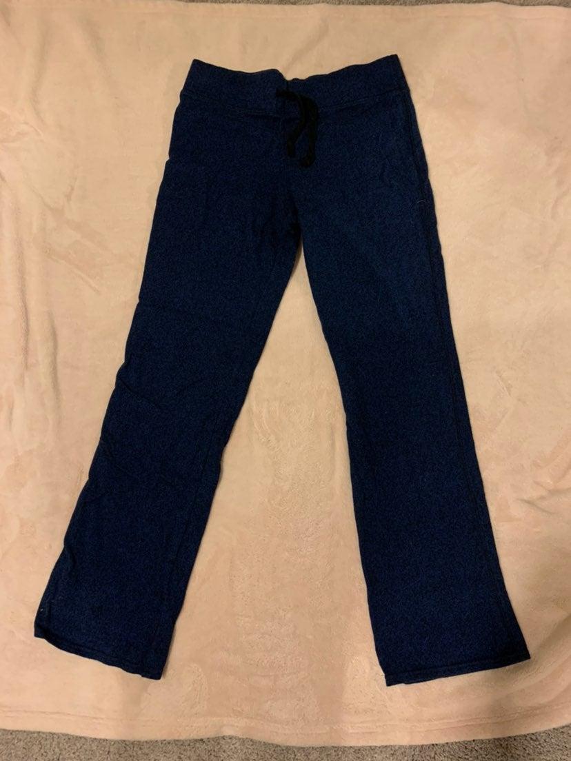 Heather Blue Sweatpants