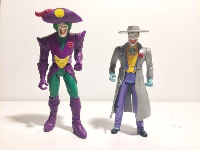 Kenner/DC Comics Joker figures