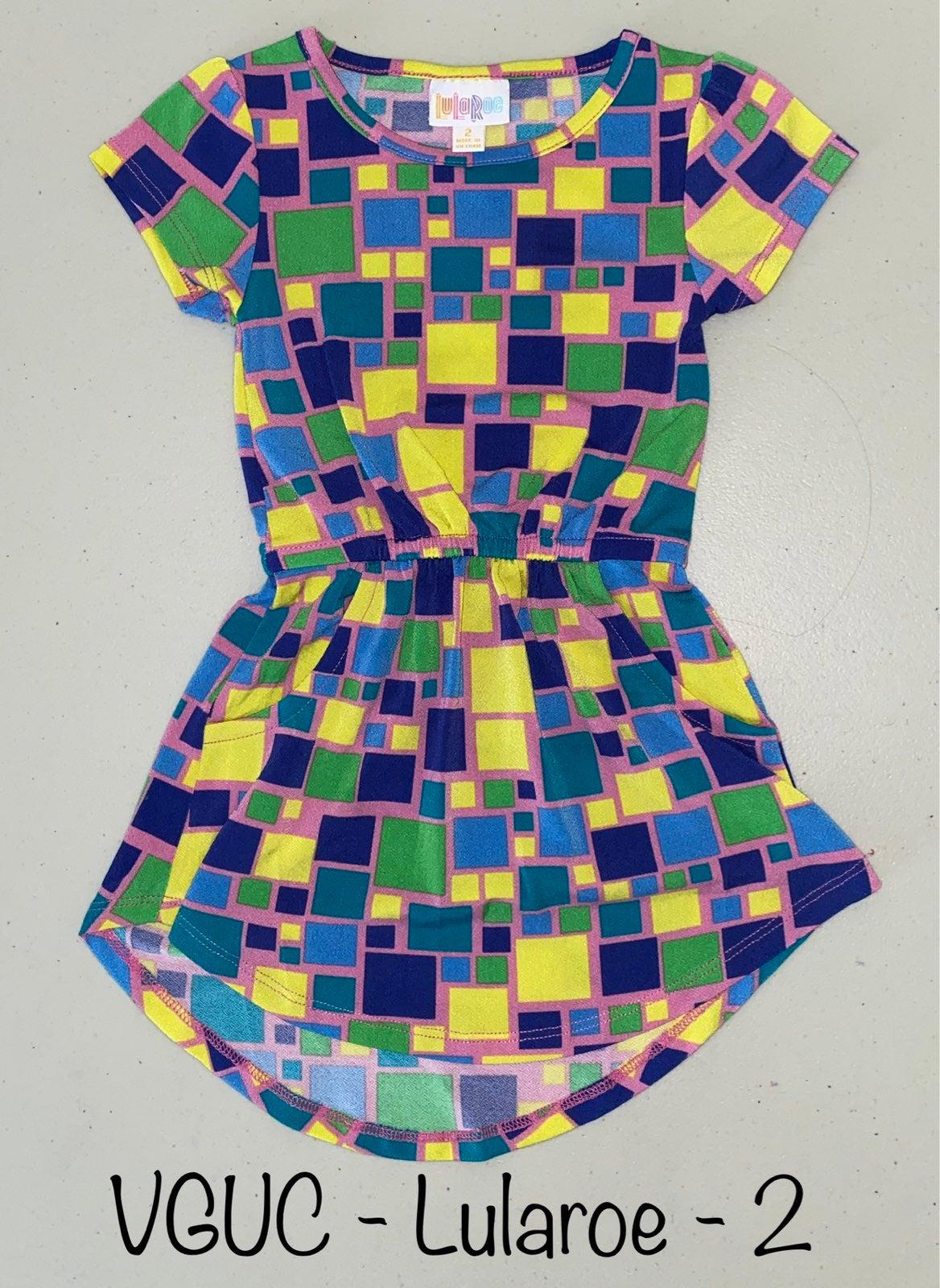 Lularoe Toddler Dress - 2