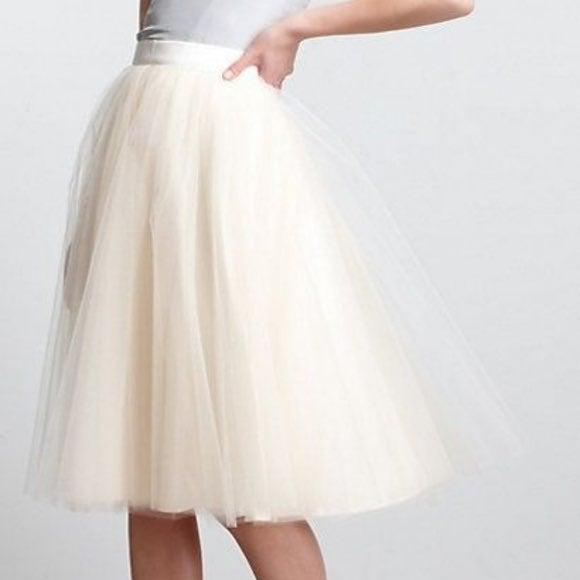 Alexandra Grecco Karinska Tulle Skirt