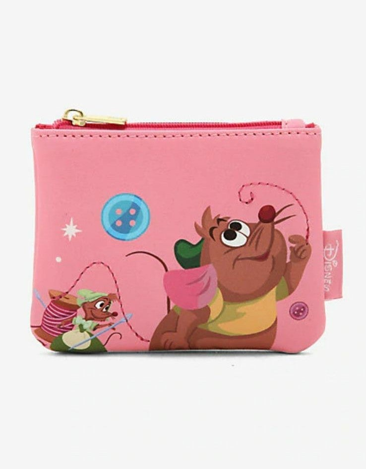 Loungefly Gus Gus Coin Purse Boxlunch
