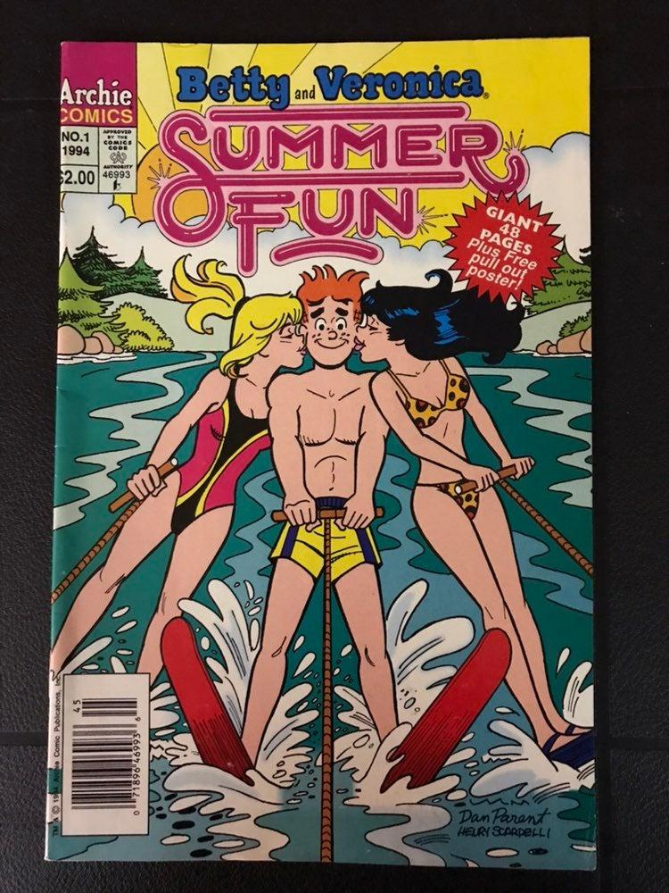 Betty and Veronica Summer Fun #1