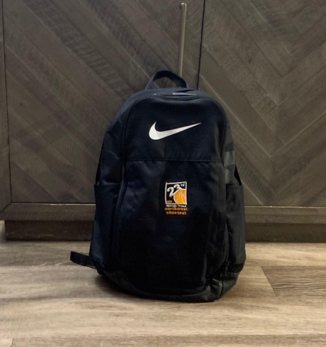 Nike Just Do It Shootout Hoop Backpack