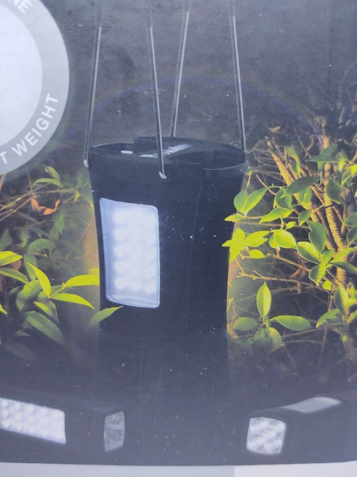Multi-Function LED Lantern