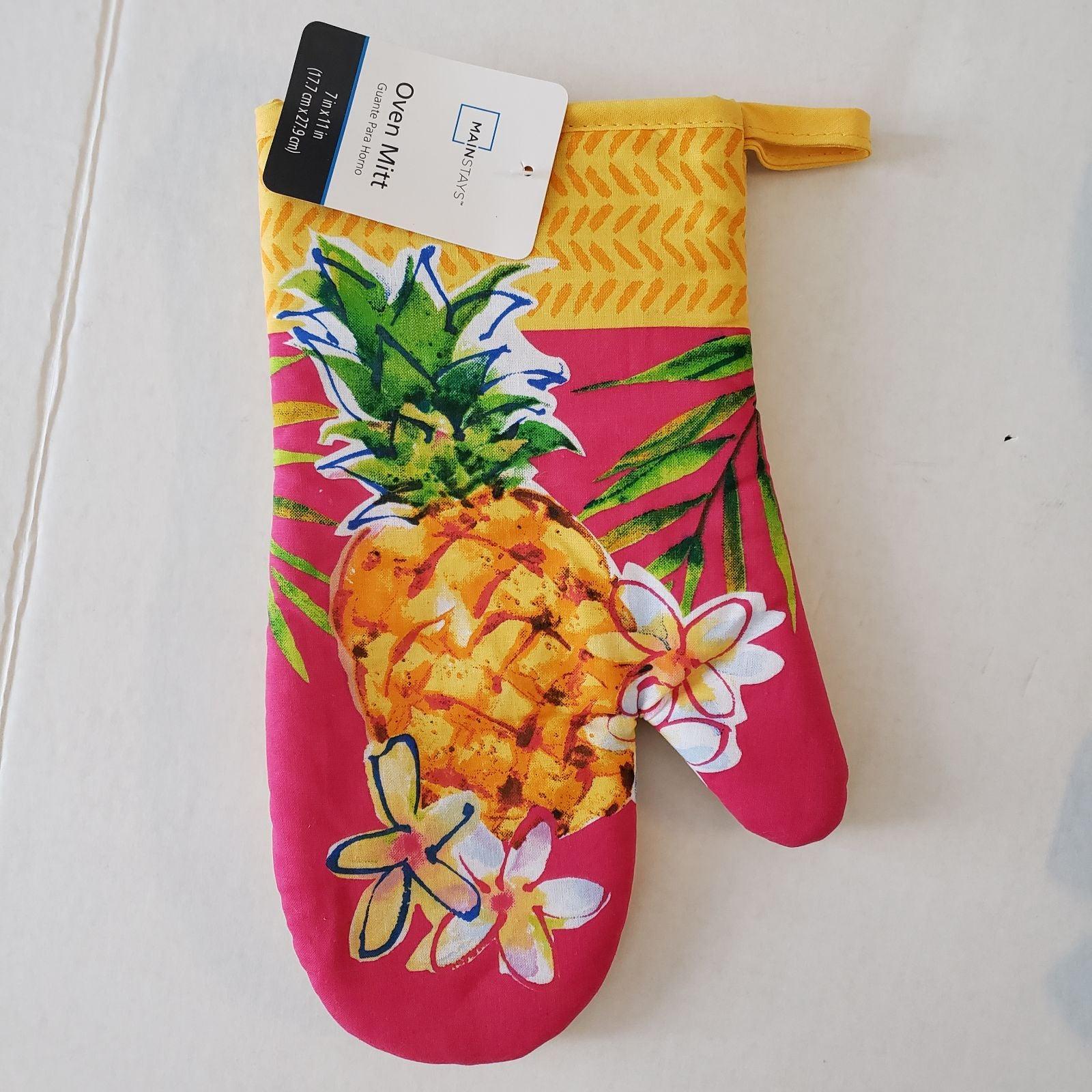 Pineapple Oven mitt