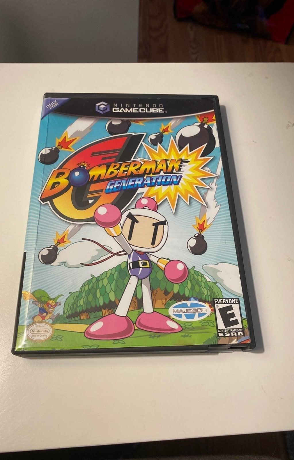 Bomberman Generation  Nintendo GameCube