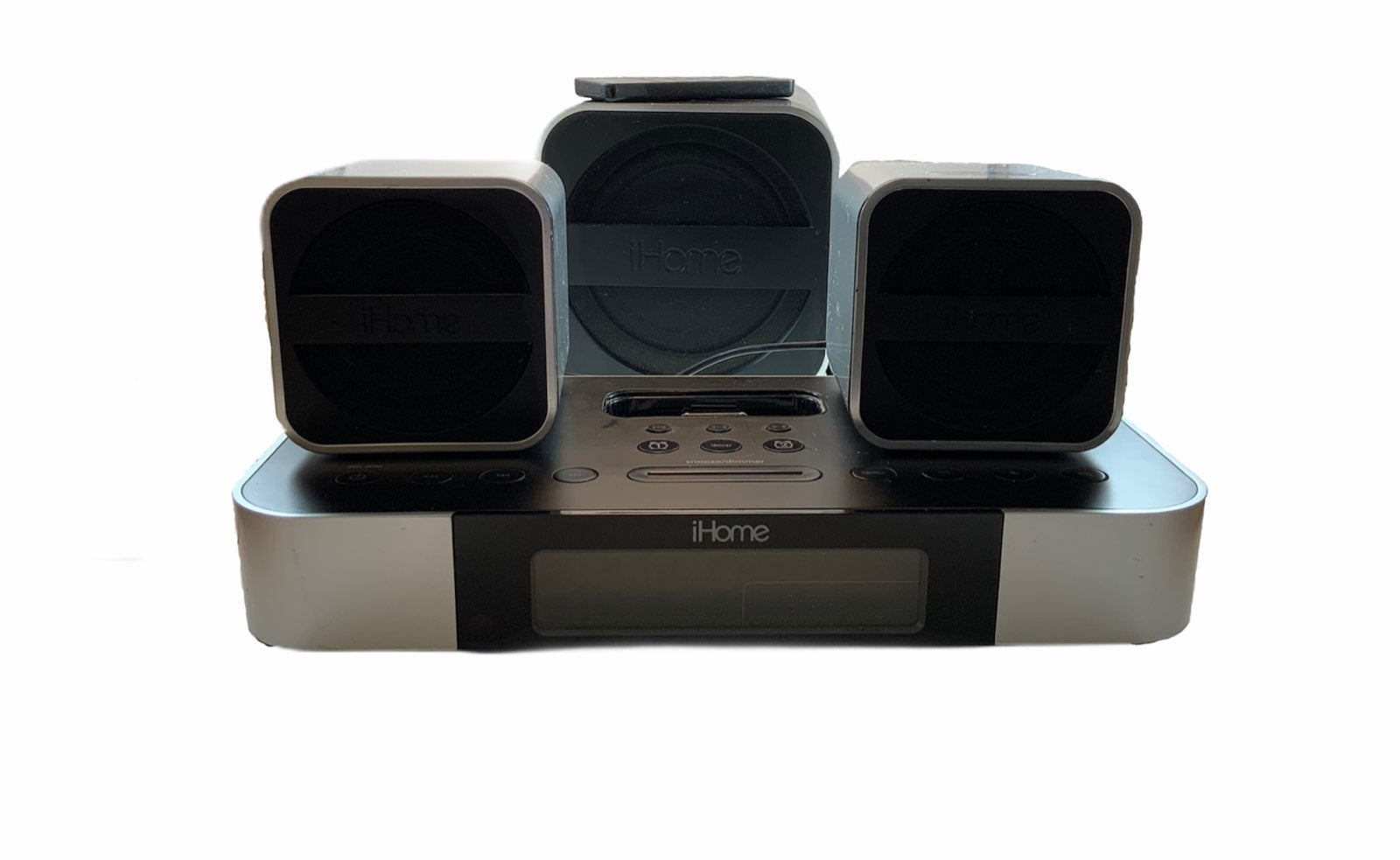 Ihome ih51 with Subwoofer