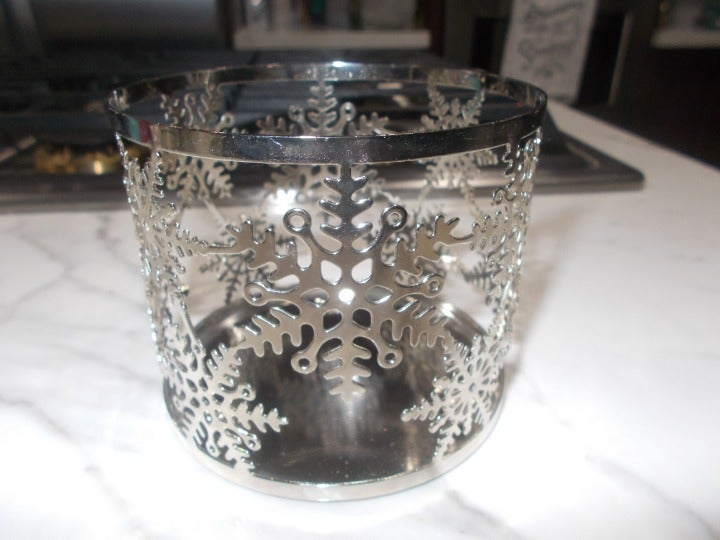 NWT  Bath and Body Works candle holder
