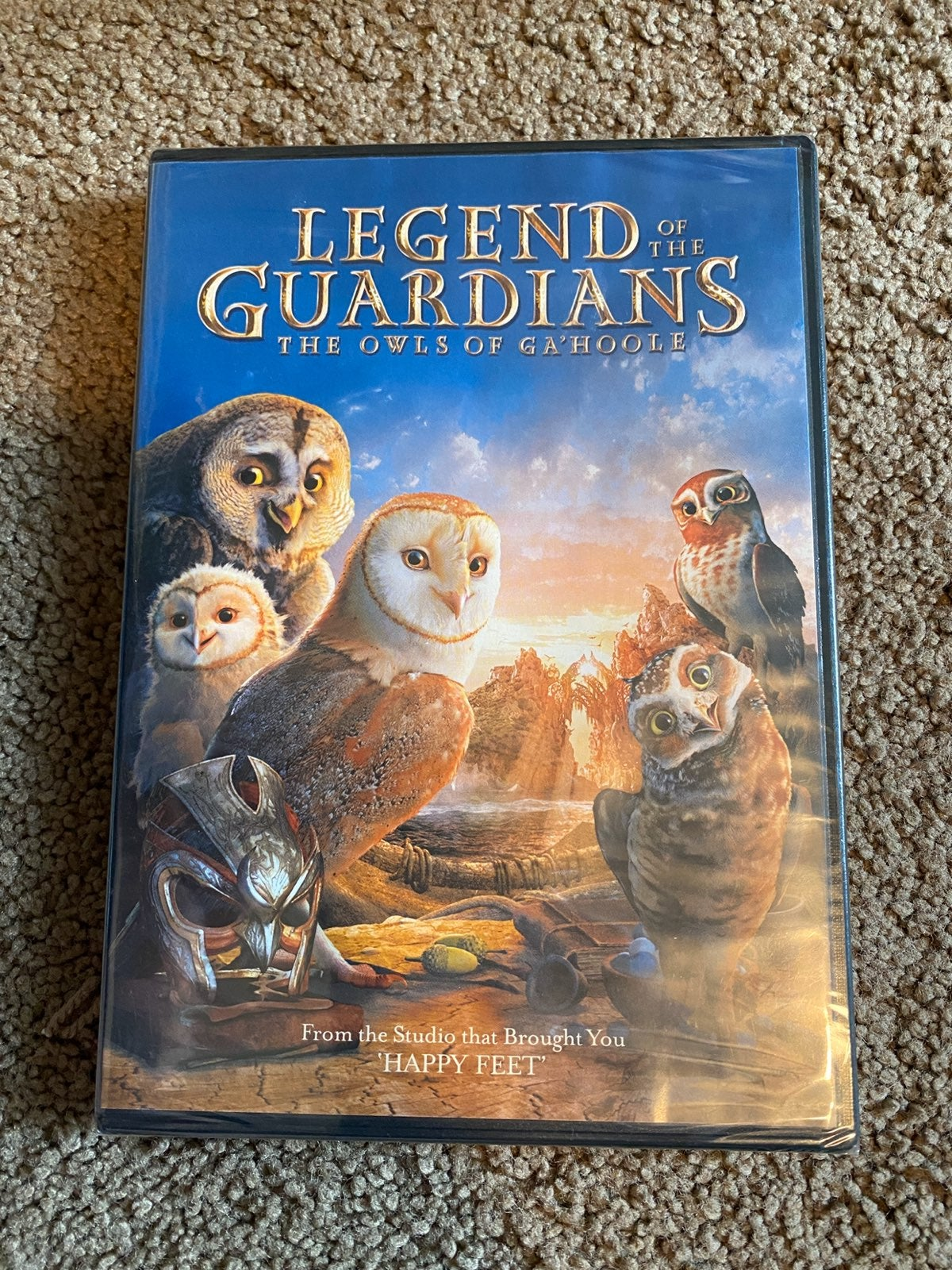 Legend Of The Guardians DVD (Sealed)