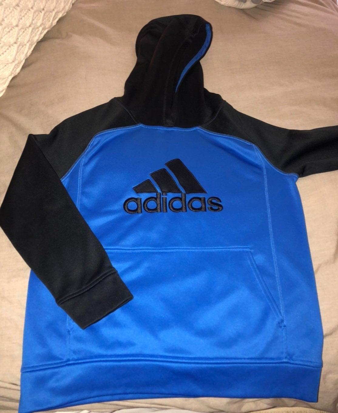 Adidas youth Large Hoodie