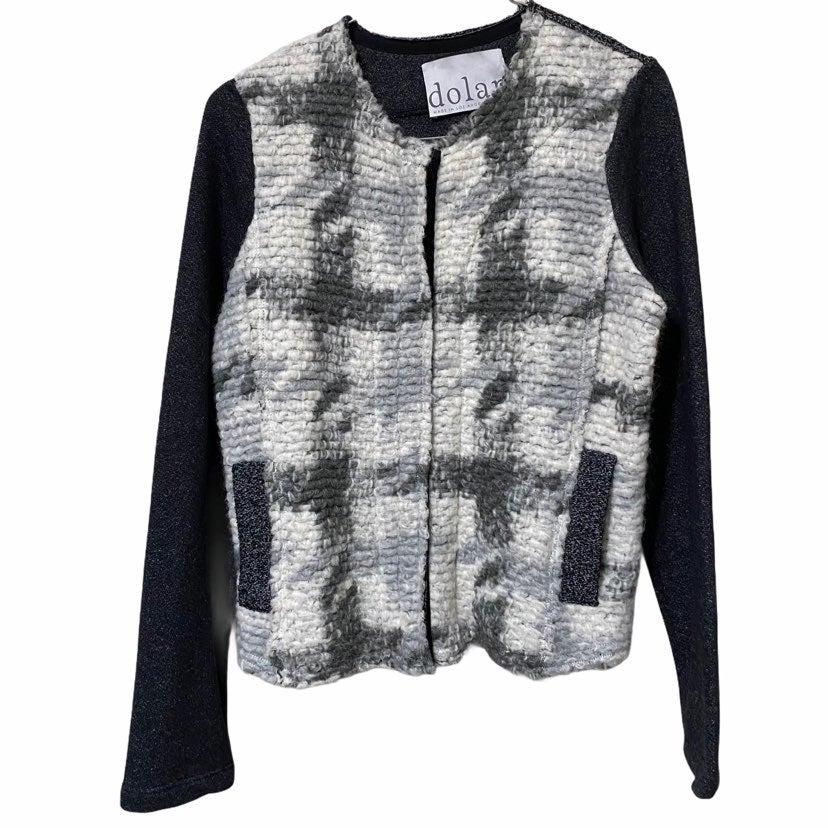 Anthropologie Dolan M Mohair Wool Jacket