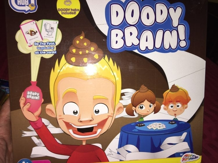 game dooty brain!