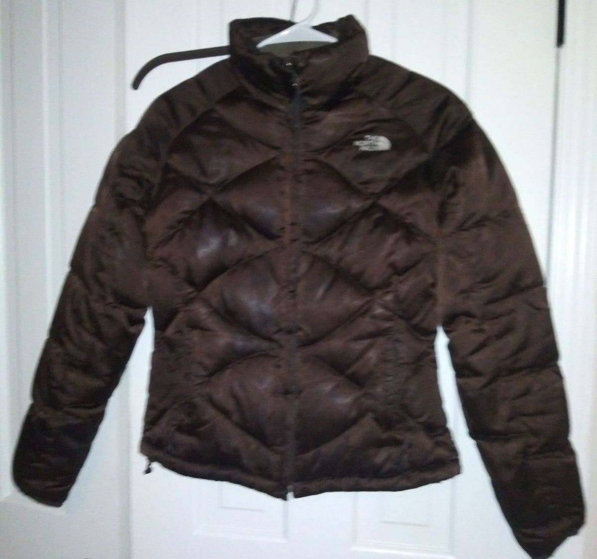 north face jacket women small