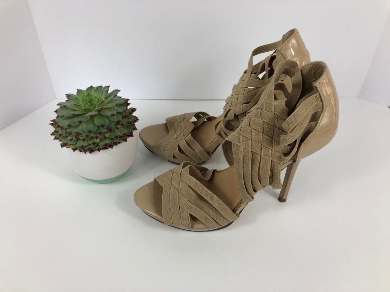 SHIEKH Women's Adella Heels Sandals