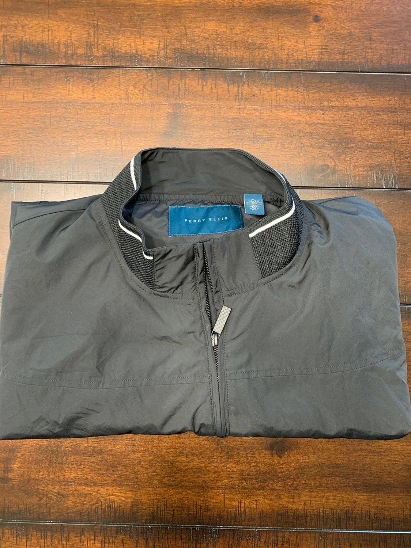 (XL) Perry Ellis Windbreaker Jacket