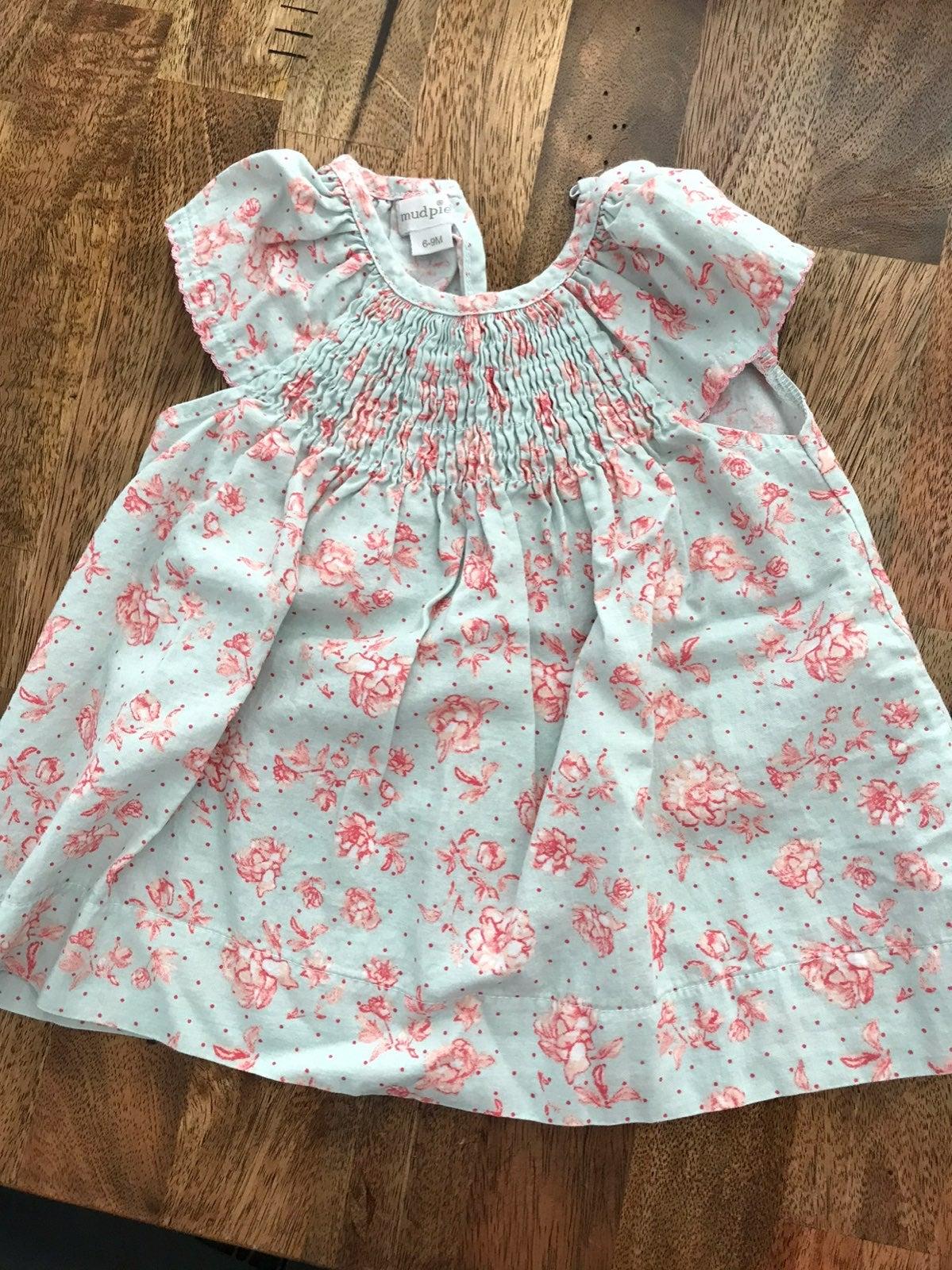 Mudpie Baby Girl Dress