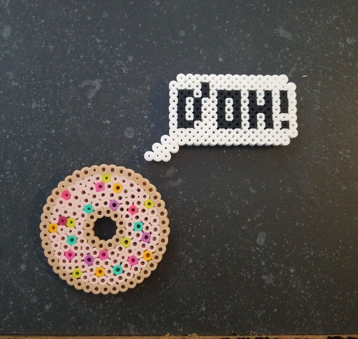 D'oh (nut) magnets Homer Simpson