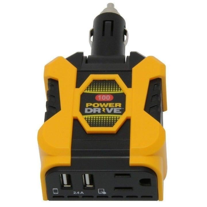 PowerDrive 12V 100 Watt Power Inverter