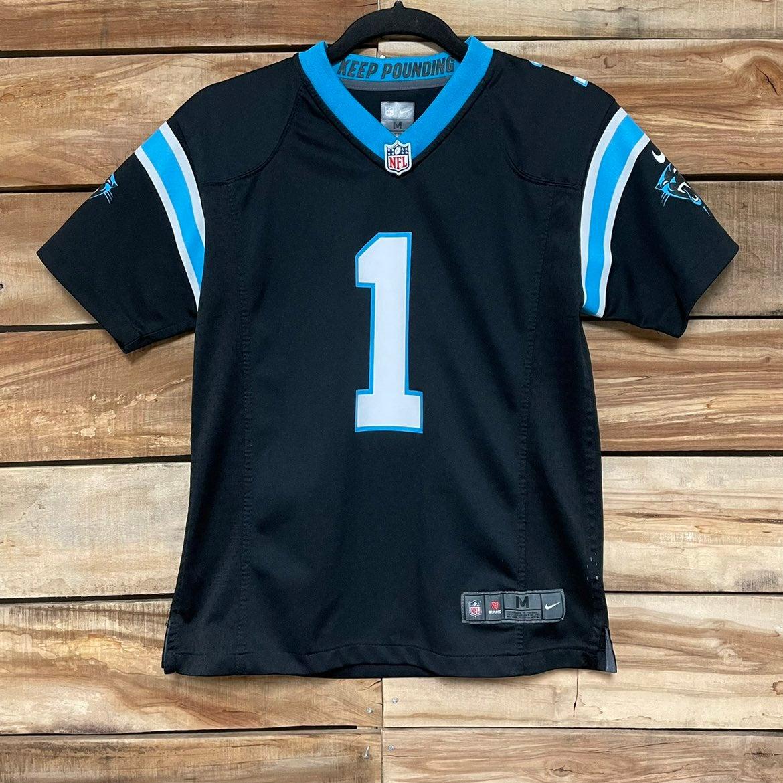 Carolina panthers cam newton NFL jersey