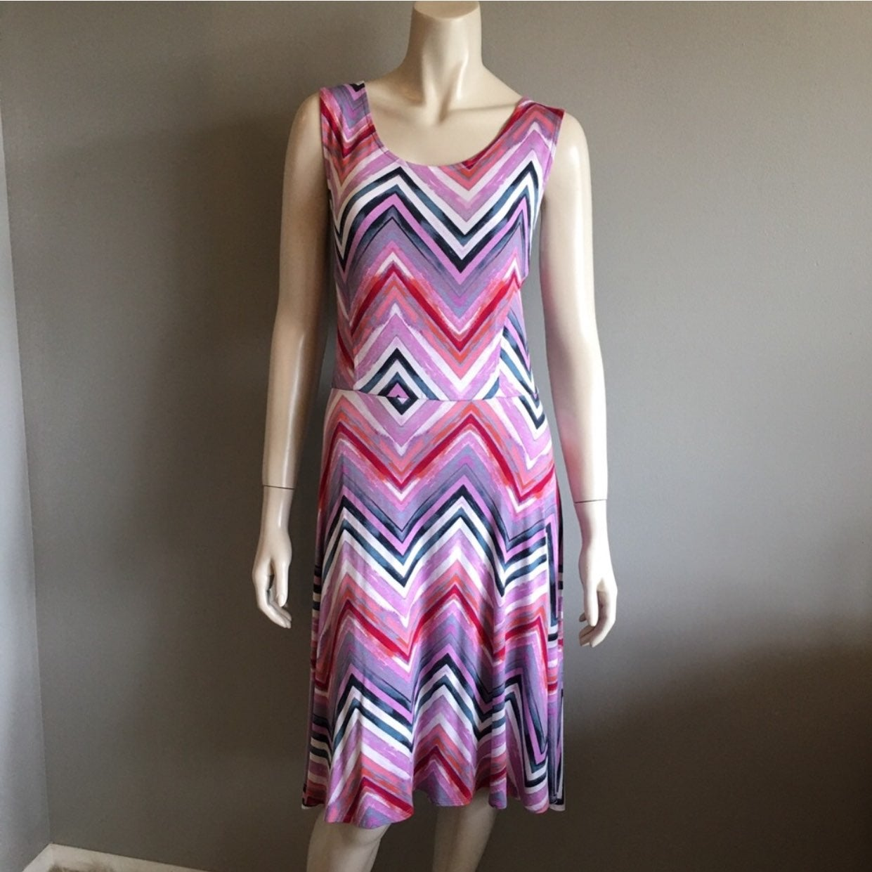 A.N.A. Soft Knit Midi Dress