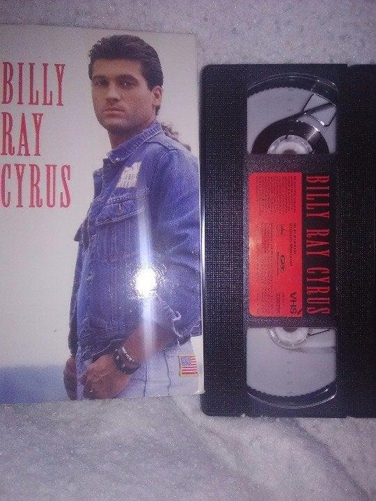 Billy Ray Cyrus VHS