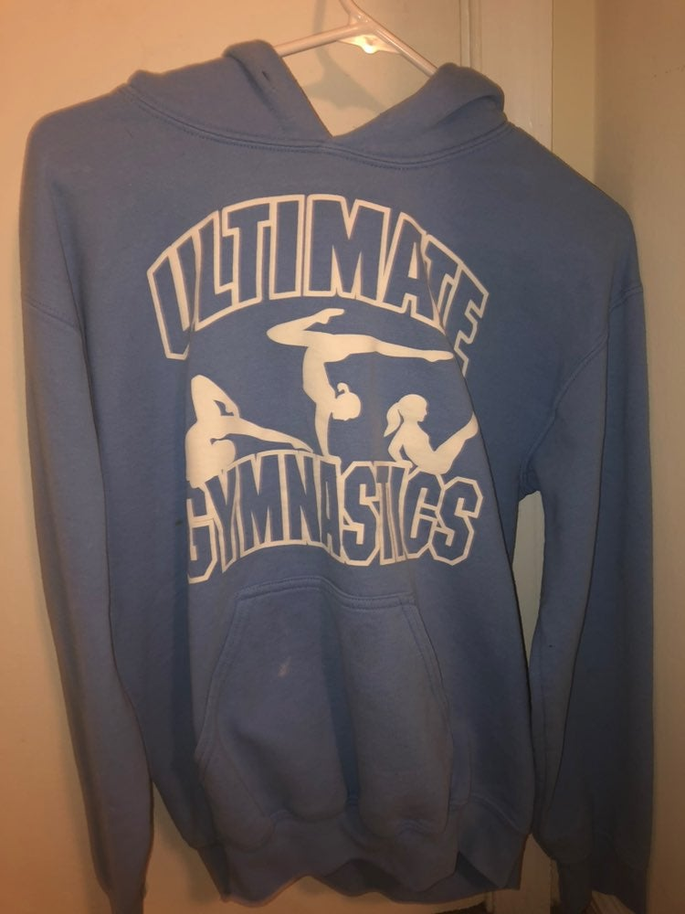 Ultimate Gymnastics hoodie