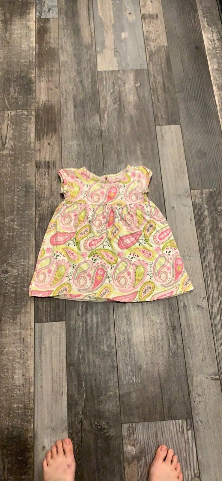LL Bean 2t dress