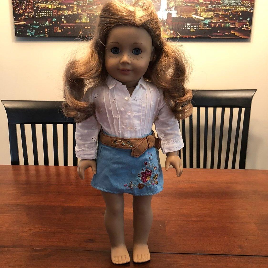 American Girl Doll Nikki Flemming 2007