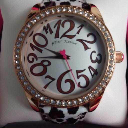 Betsy Johnson Watch