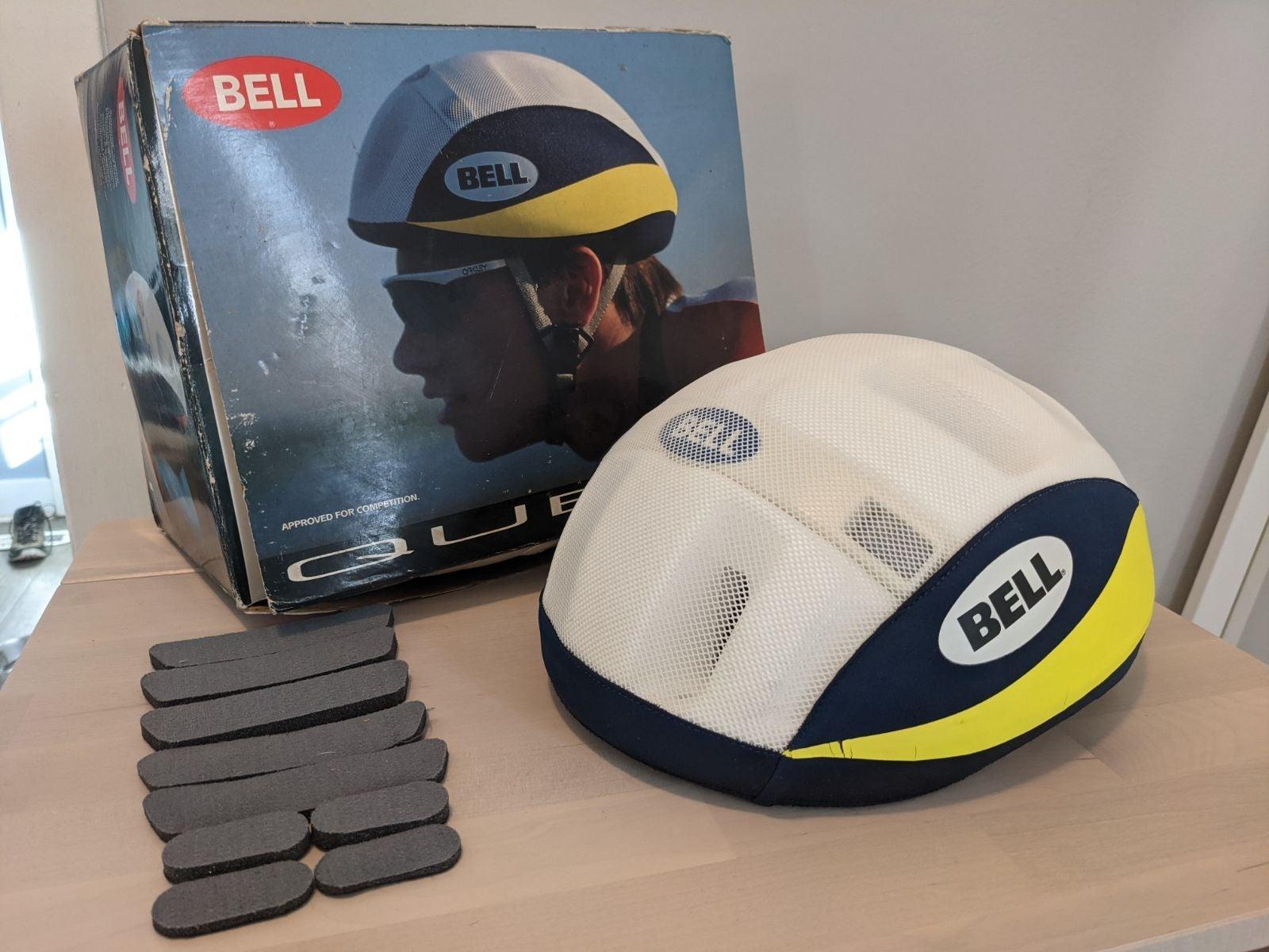 Bell Quest Retro Road Cycling Helmet