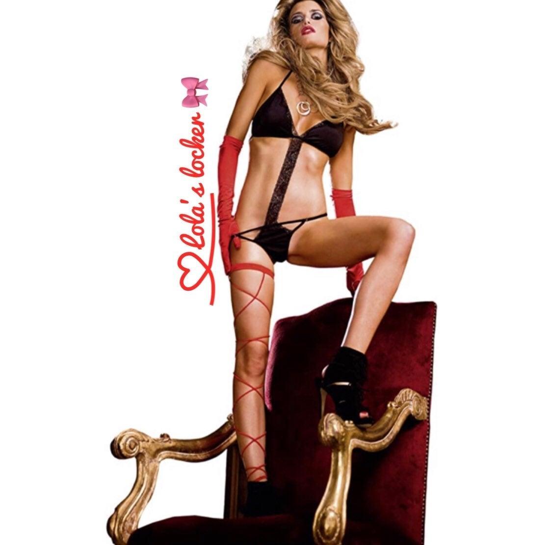 Baci Lingerie She's Like A Devil Sexy Te