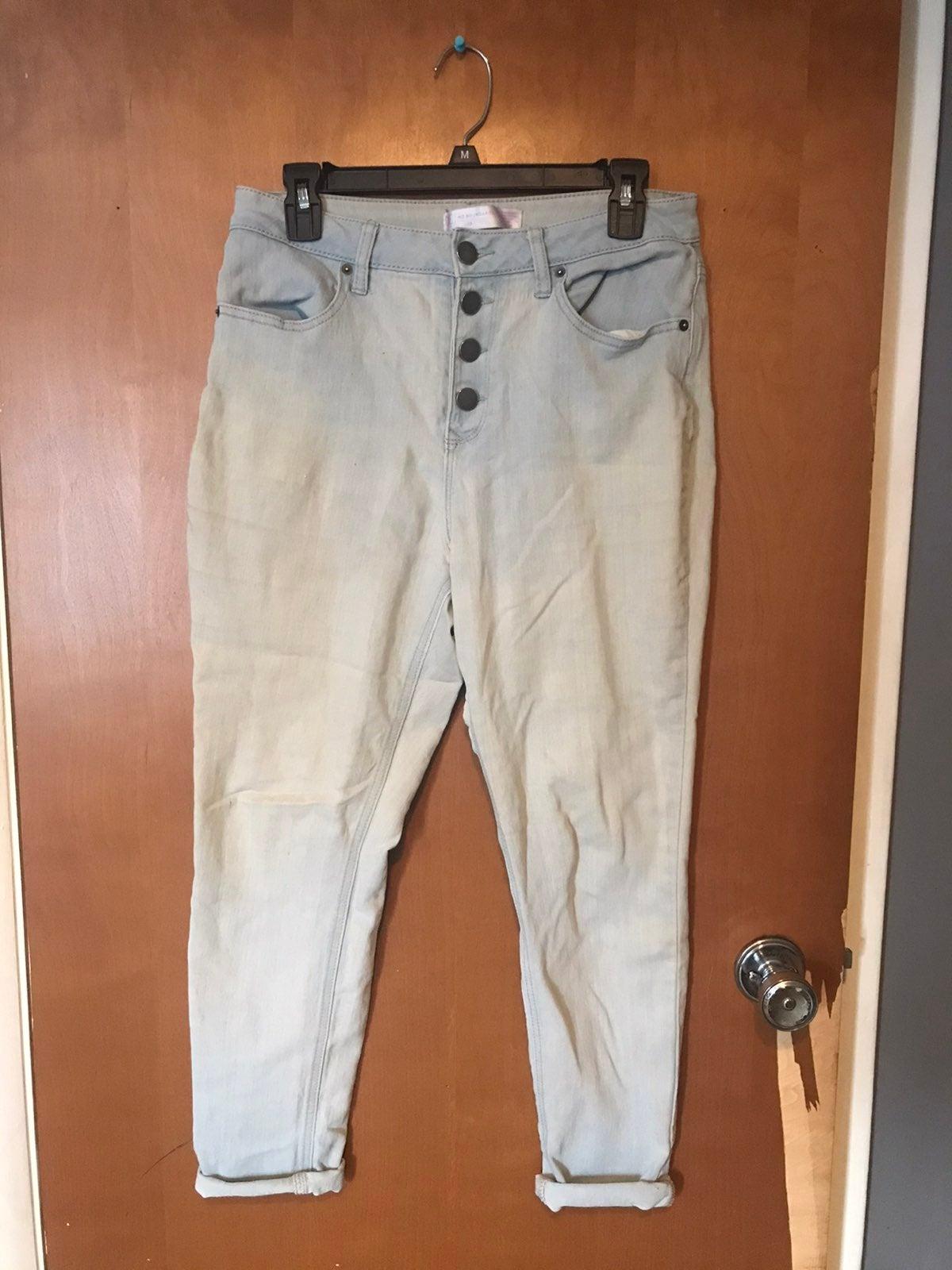 no boundaries high waisted skinny jeans
