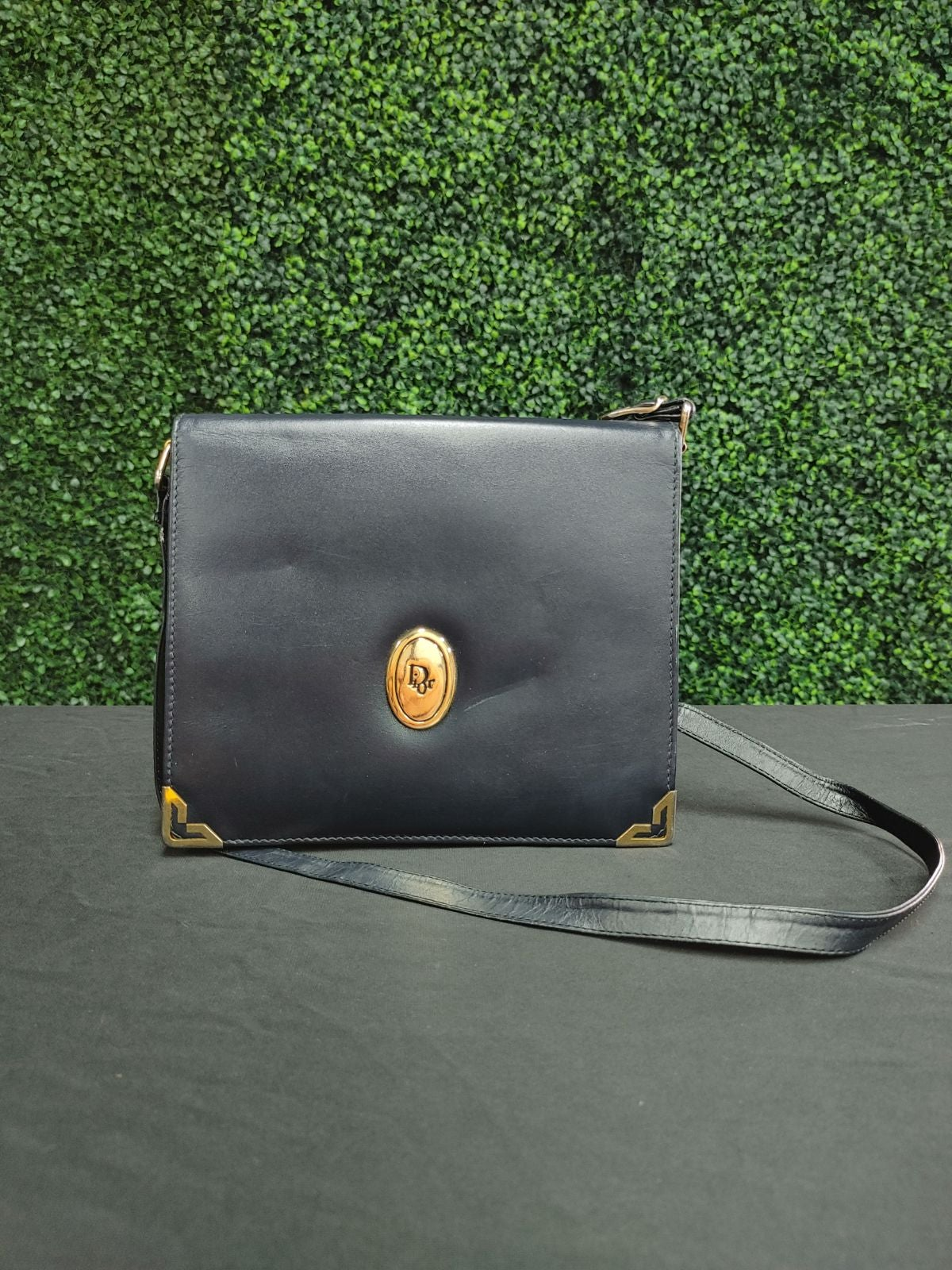 Vintage Christian Dior Shoulder Bag
