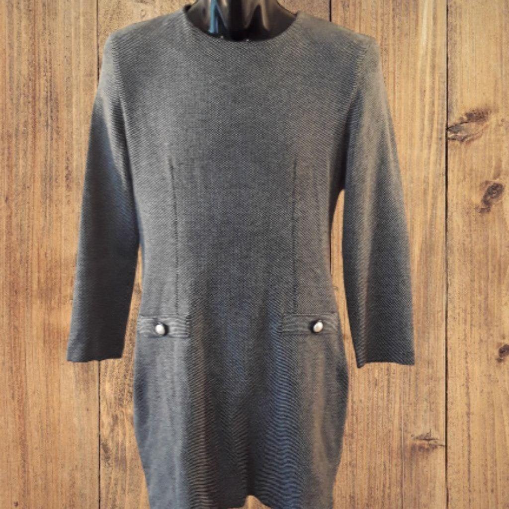 Byer Too! vintage long sleeve dress