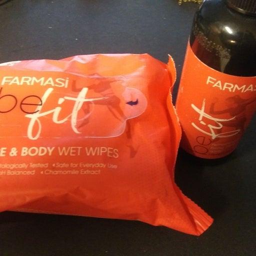 Farmasi be fit bundle