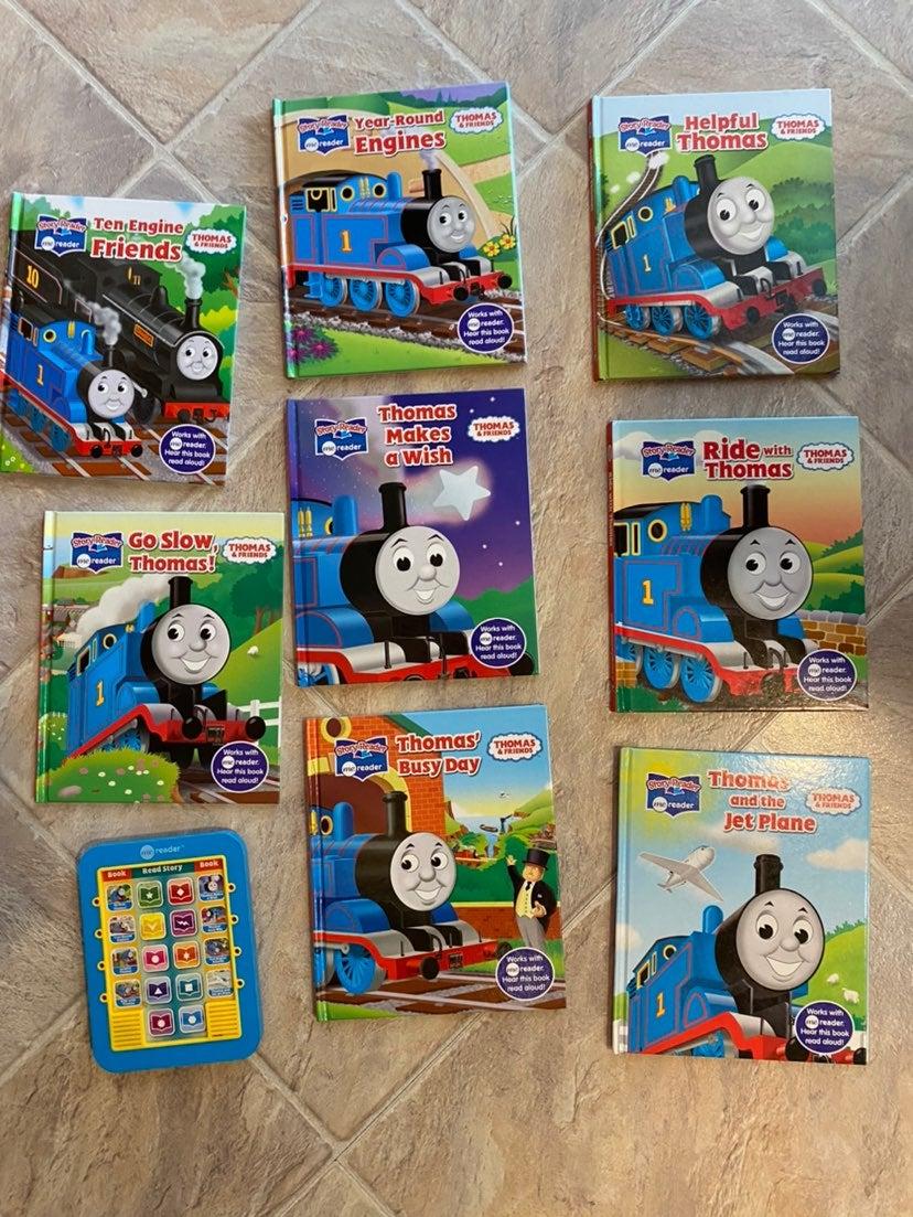Thomas & Friends E-reader Set