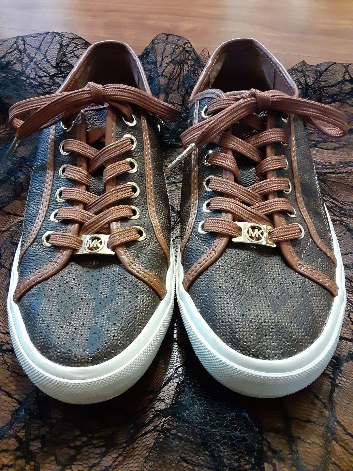 Michael Kors Monigram Sneakers
