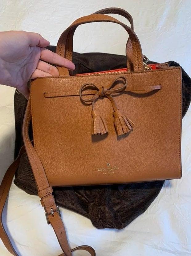 Kate Spade hayes street purse.