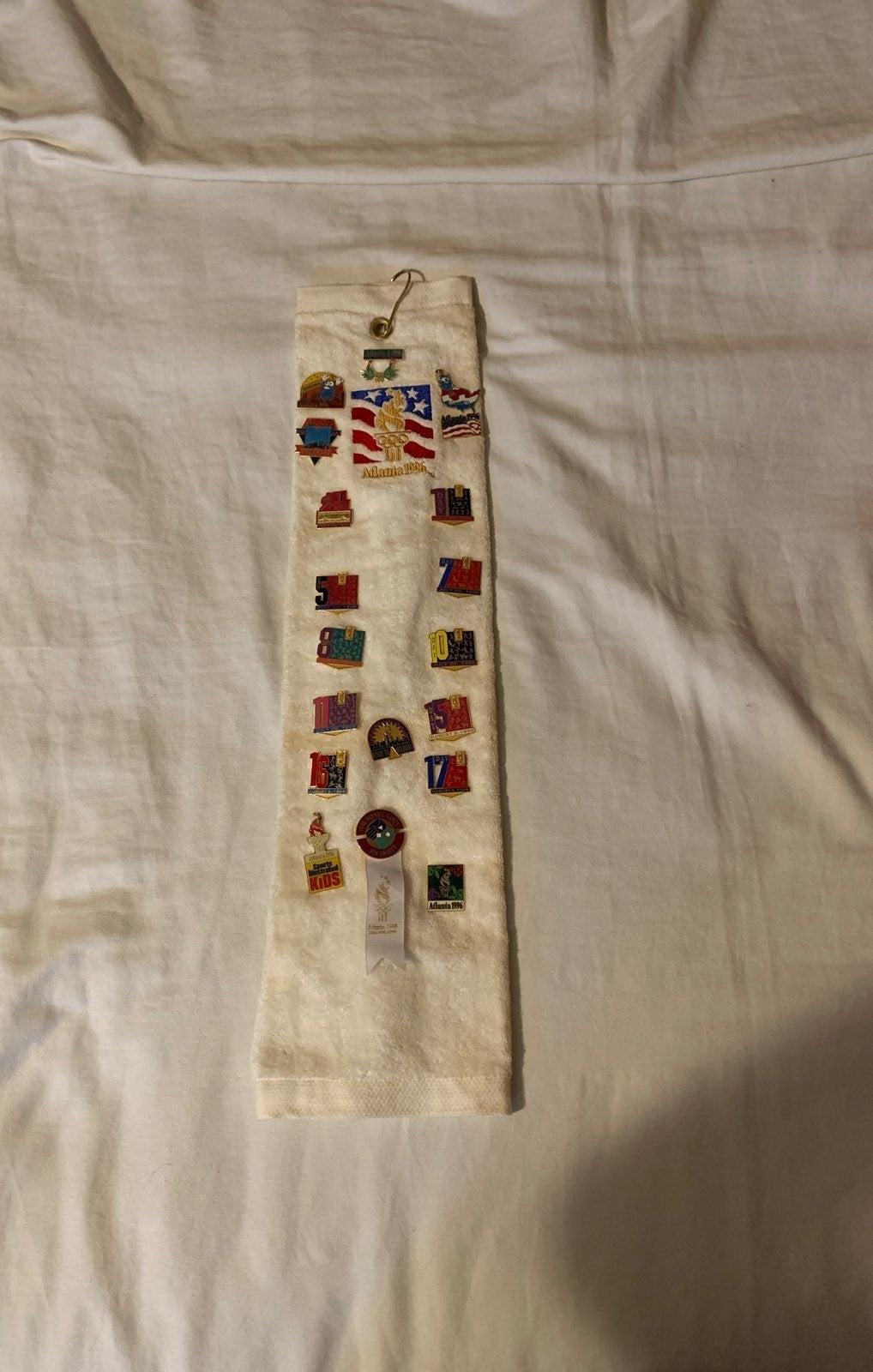 1996 Atlanta Olmypic pins