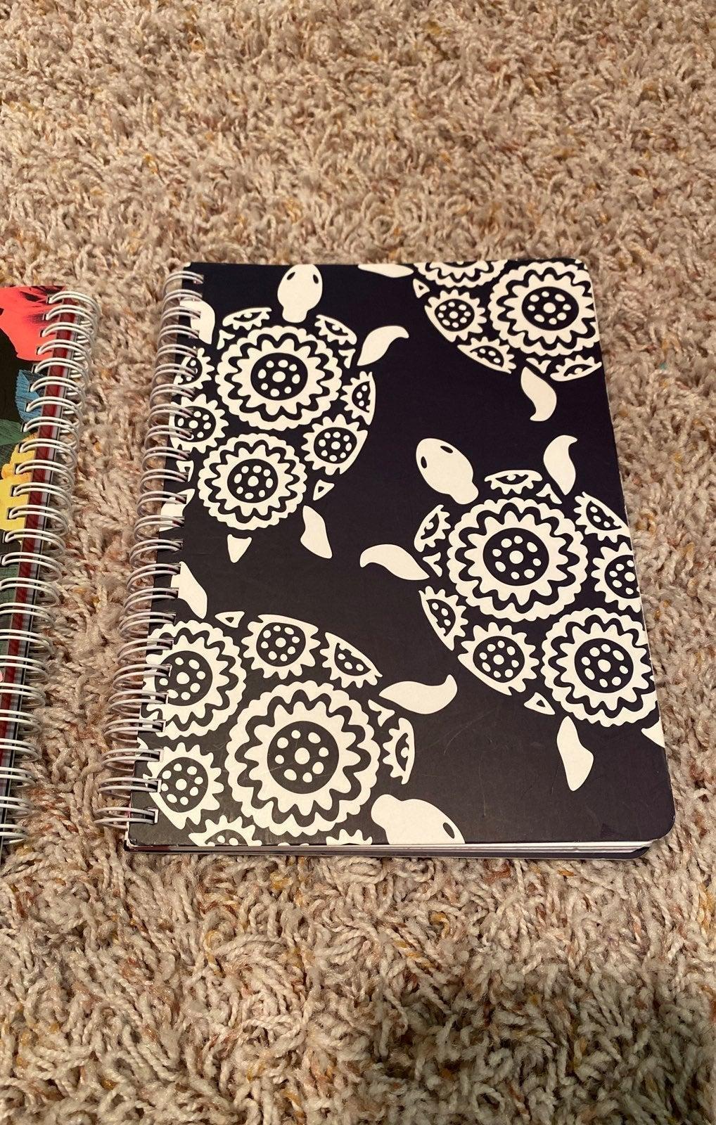 Vera Bradley Mini Notebooks