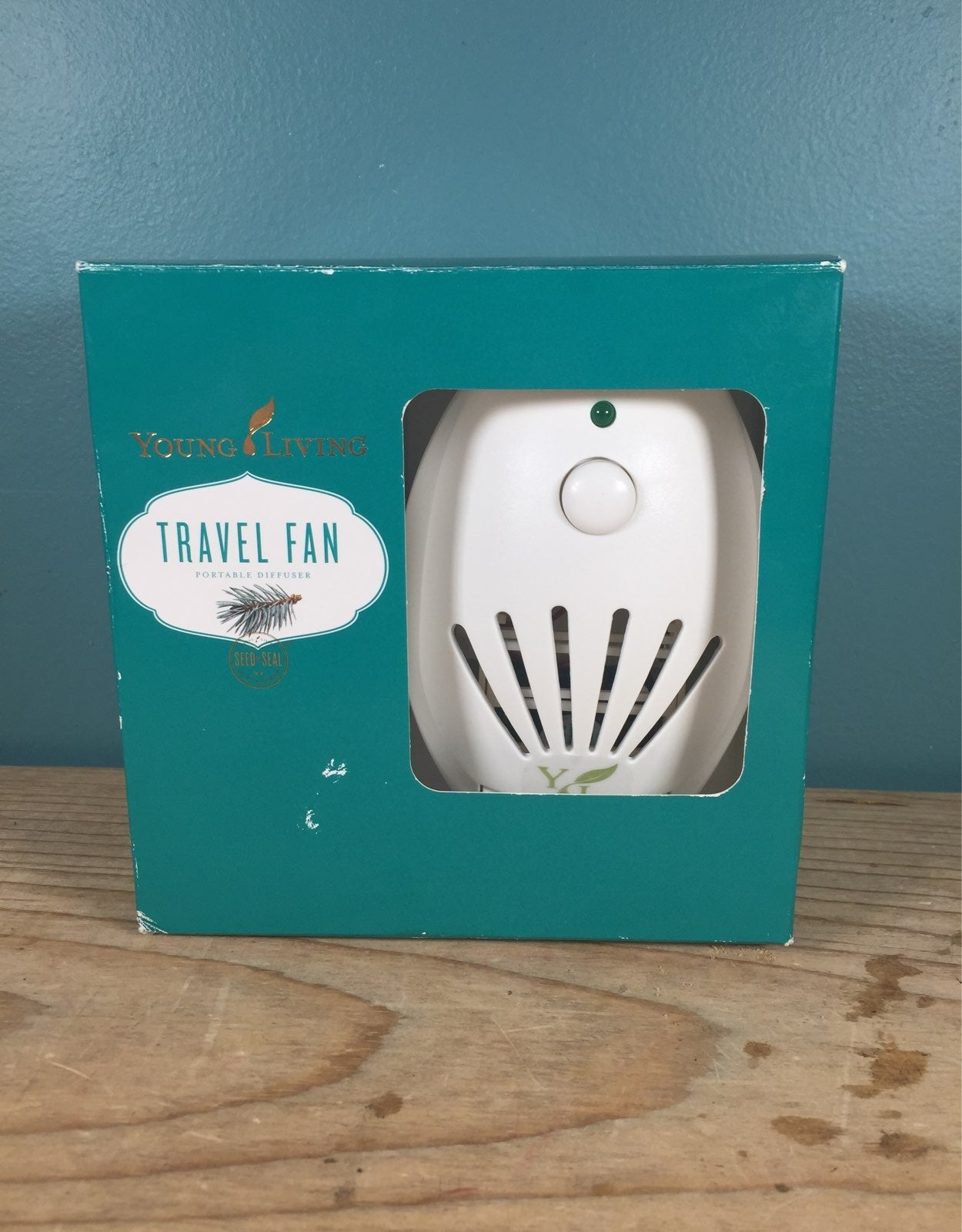 Young Living Trave Fan Diffuser