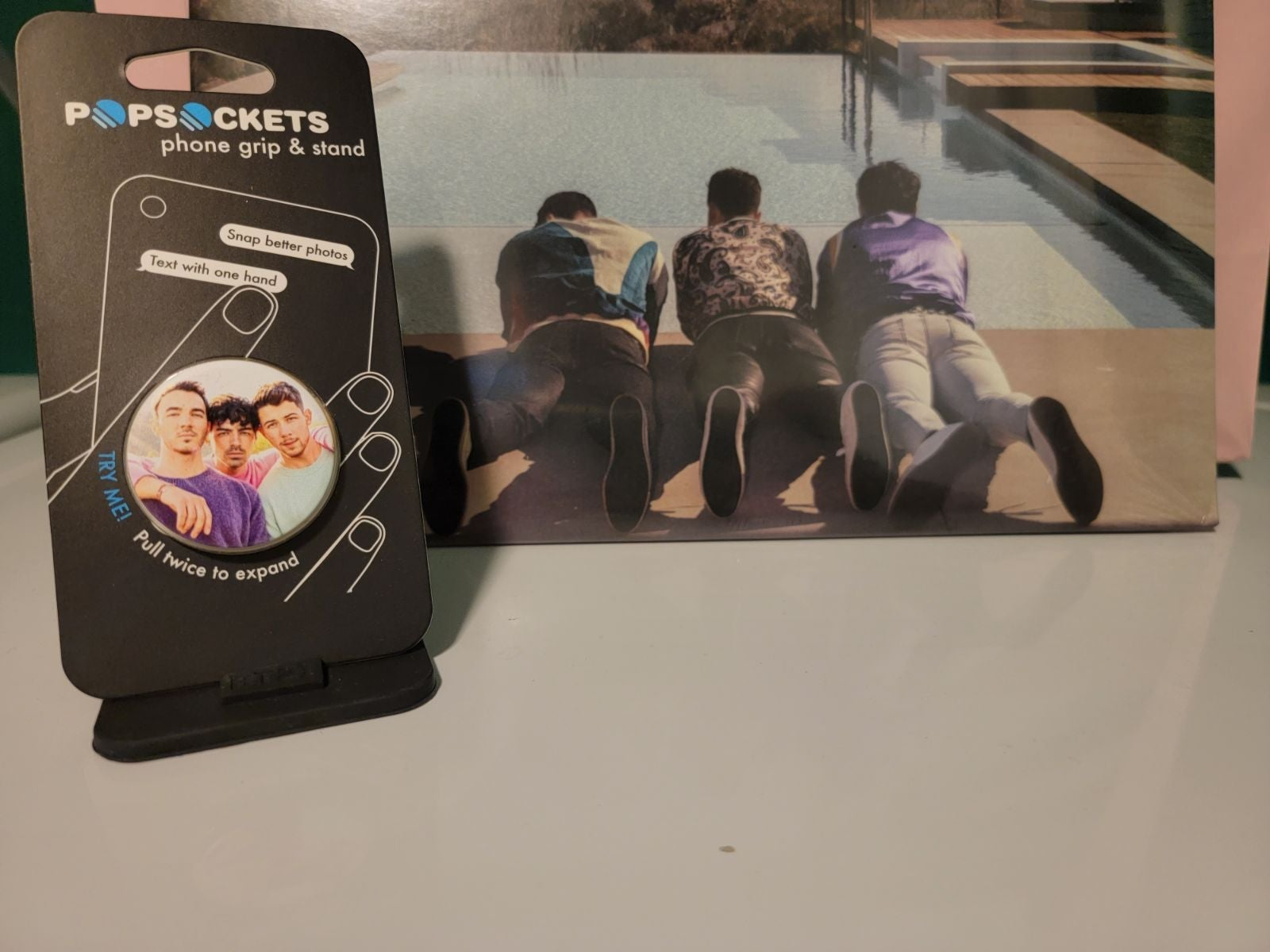 Jonas Brothers Pop Socket