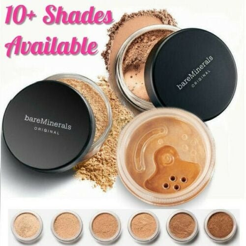 Original Foundation Lots of Shades XL