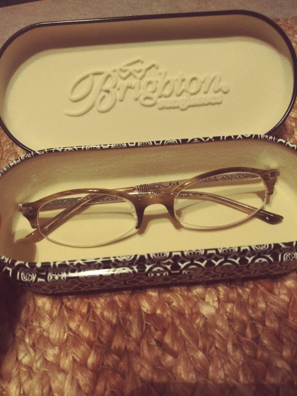 Brighton Prescription Glasses With Tin C