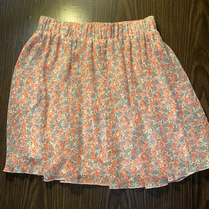 Remain Knee Length Floral Skirt Small
