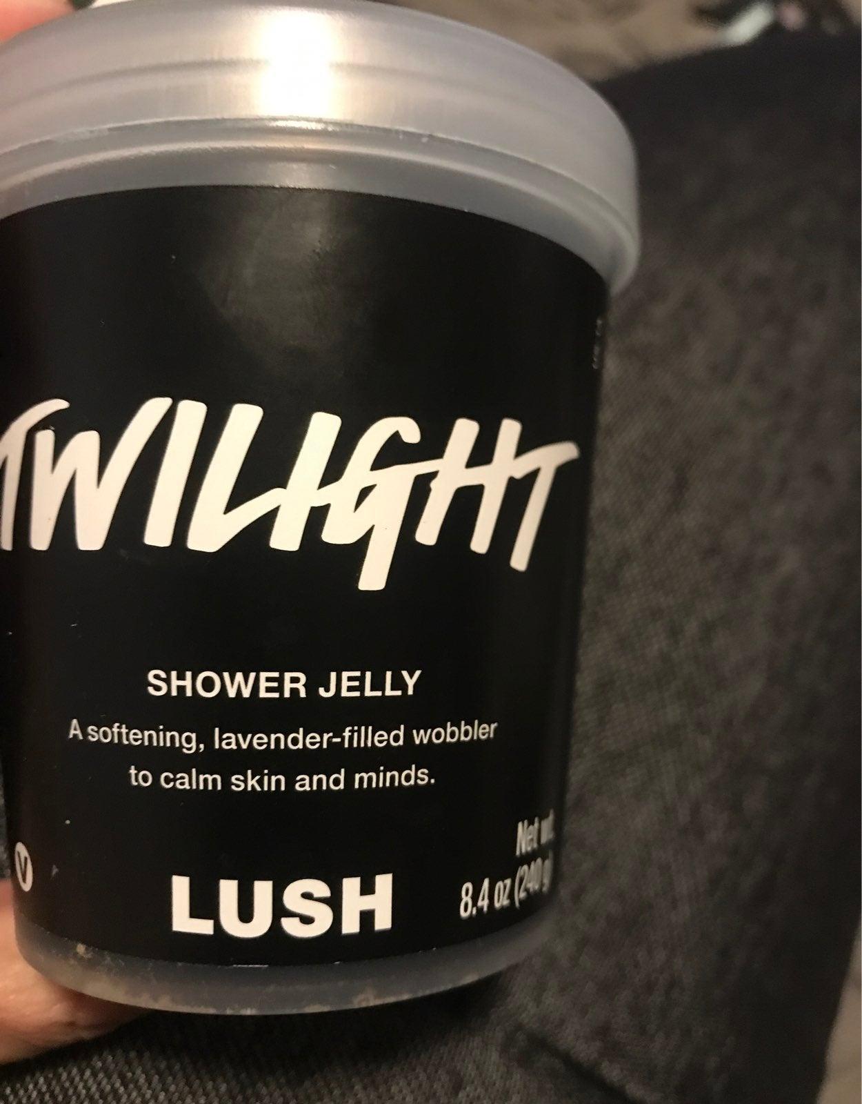 Lushtwilight shower jelly new