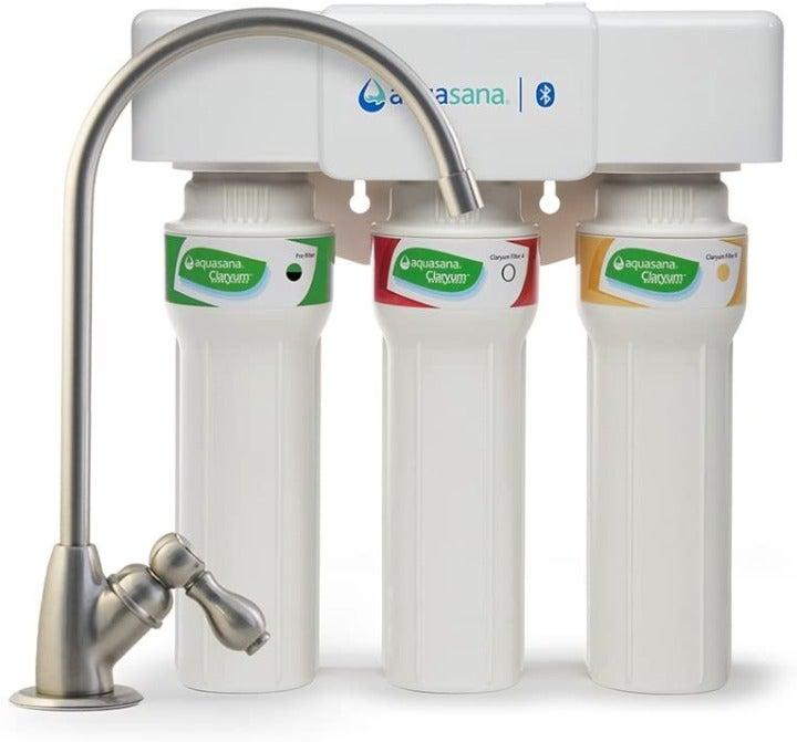 Aquasana AQ5300+ 3 Stage Max Flow Filter