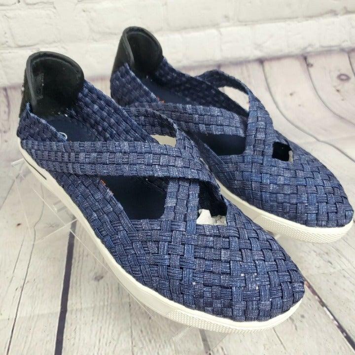 Bernie Mev Jeans Brooklyn Sneakers