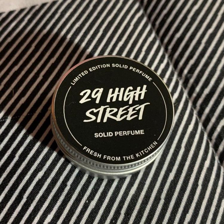 Lush 29 High Street Solid Perfume