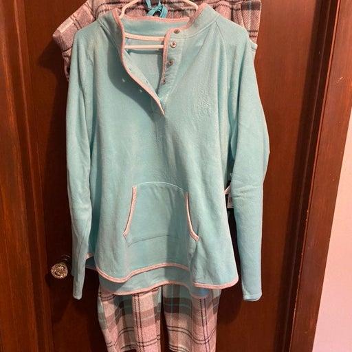 NWT Cuddl Duds Plus Pajamas